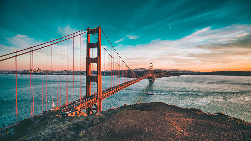 Teleki Travel Golden Gate